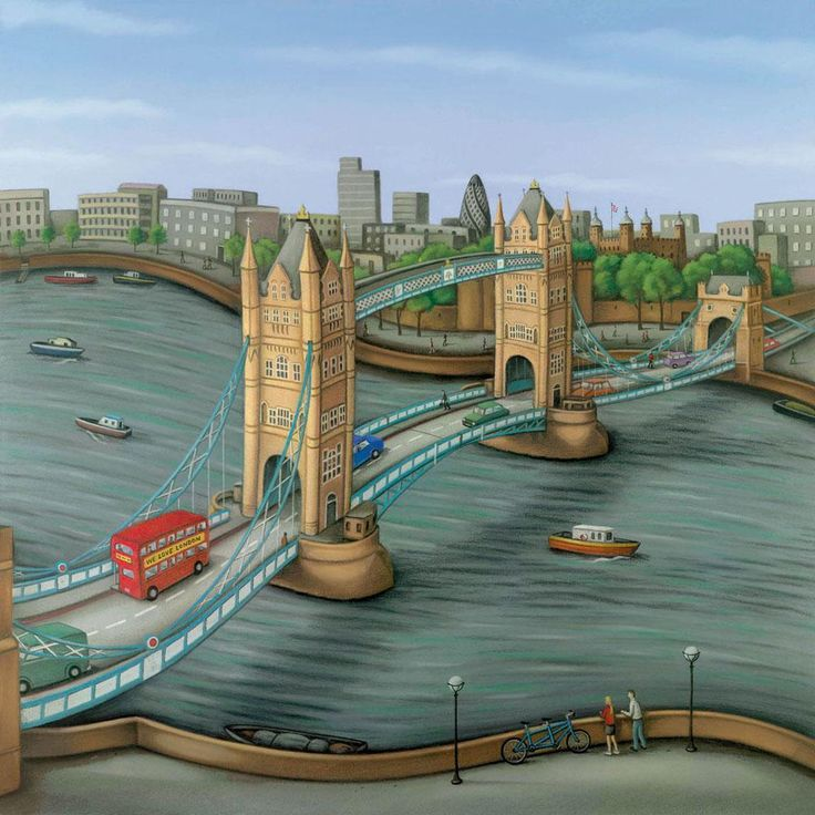 London Calling by Paul Horton - 2