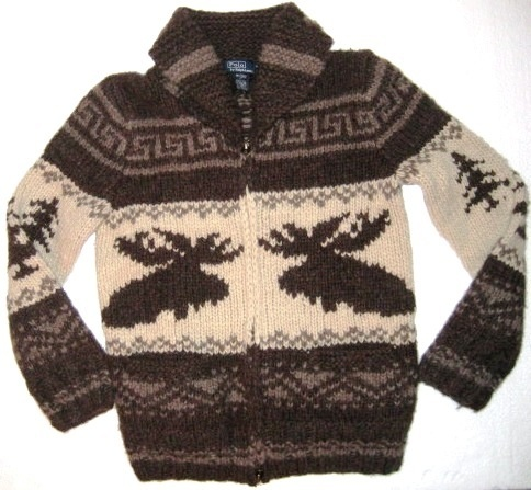 How to Knit Wool Sweater