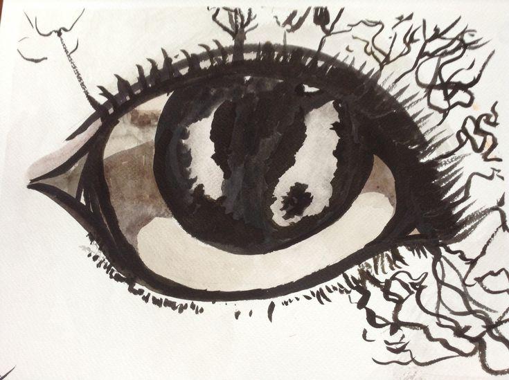 Witch eye