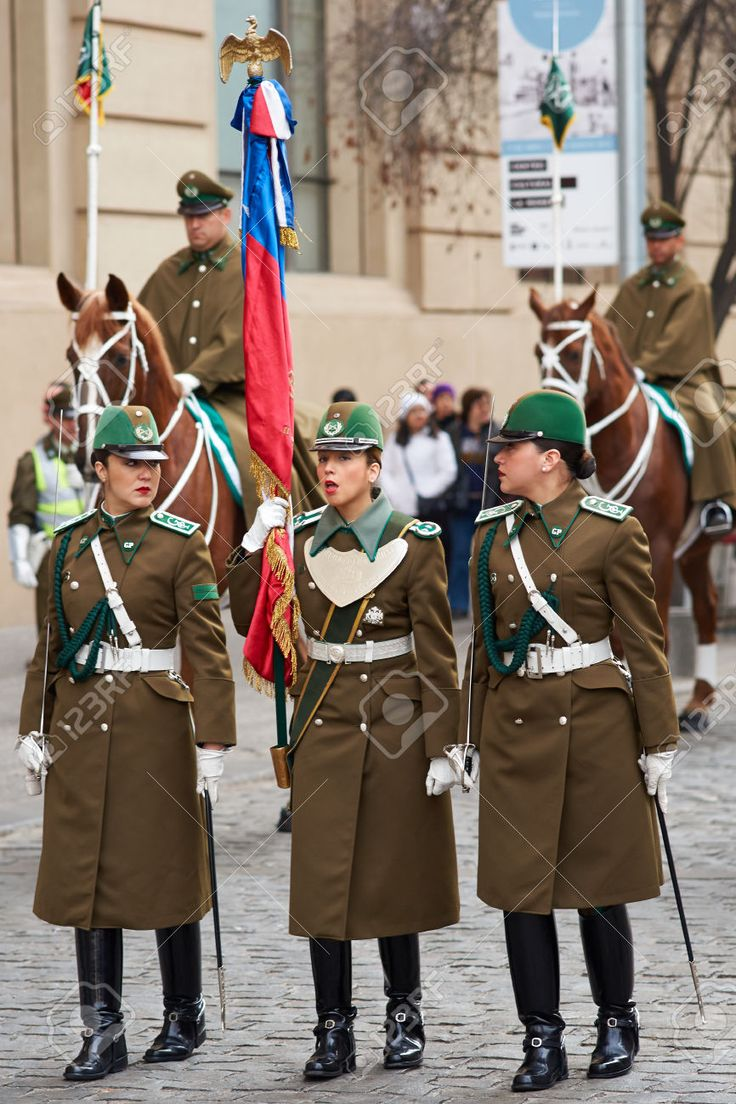 30515749-Santiago-Chile-August-4-2014-Female-members-of-the-Carabineros-marching-with-a-ceremonial-flag-as-pa-Stock-Photo.jpg (866×1300)