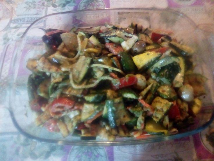 Buona cena con cibo sano e dietetico @blognaturopatia.com