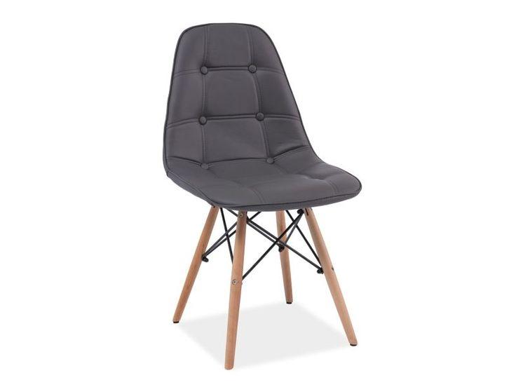 Modne krzesło AXEL zachwyci użytkowników swoim wyjątkowym designem, który wprowadzi do pomieszczenia swój wyjątkowy skandynawski klimat.