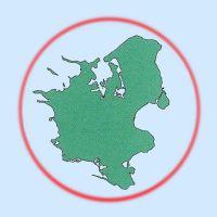 Oversigt over vandreturer omkring sjælland