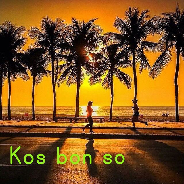 Only good things   Kos bon so!  For translation services contact us at info@henkyspapiamento.com  #papiamentu #papiaments #papiamento #creole #language #curacao #bonaire #aruba #caribbean #good #things #only #alleen #goede #dingen #solo #cosas #buenas #só #coisas #boas More learning materials available at henkyspapiamento.com