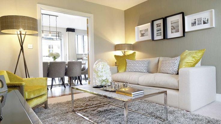 Living room Bicester