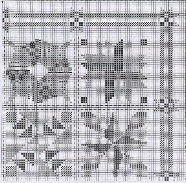 Gallery.ru / Фото #10 - 163 Quilts Cross Stitch - joobee