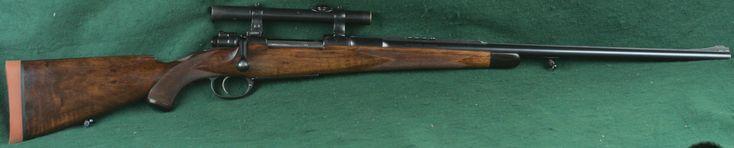 Merkel Magnum Mauser Squarebridge .375 H&H Magnum