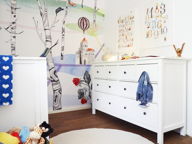 gorgeous!: Wall Art, Kids Bedrooms, Kids Rooms Decor, Children Rooms, Artsy Birches, Kiddo Rooms, Decor Inspiration, Inspiration Spaces, Baby Rooms