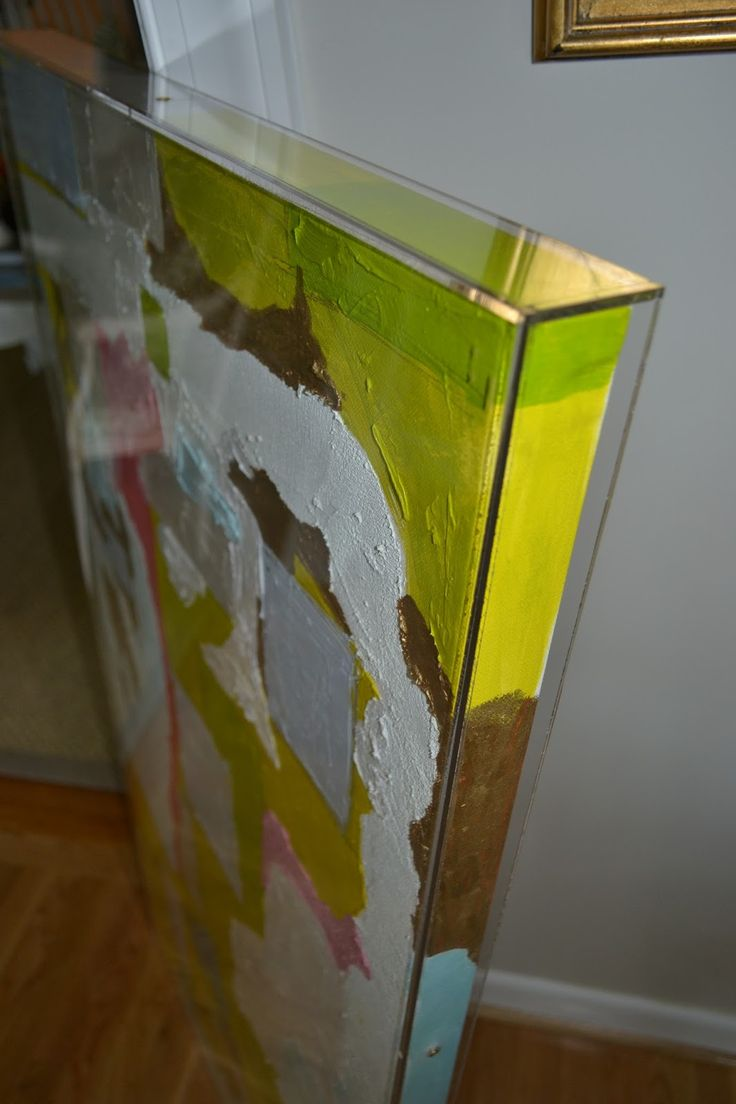 perspex box frame - Google Search