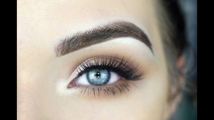 EASY Back to School Eye Makeup Tutorial   JACLYN HILL PALETTE - YouTube