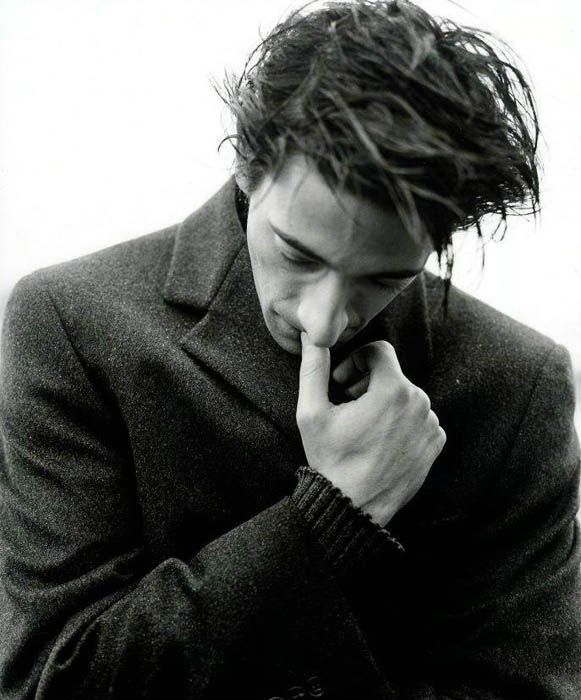 Adrien Brody...I don't know why either, just something about him...
