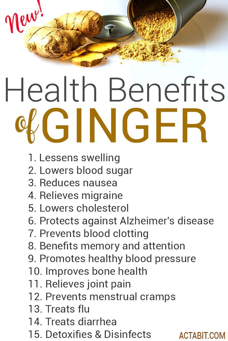 Health benefits of ginger. Ginger is a popular spice with powerful healing properties. As an aid to digestion and a treatment for inflammation, ginger has been used for centuries. Learn about the amazing health benefits of ginger that are supported by scientific research. Check http://www.actabit.com/ginger-health-weight-loss-benefits/