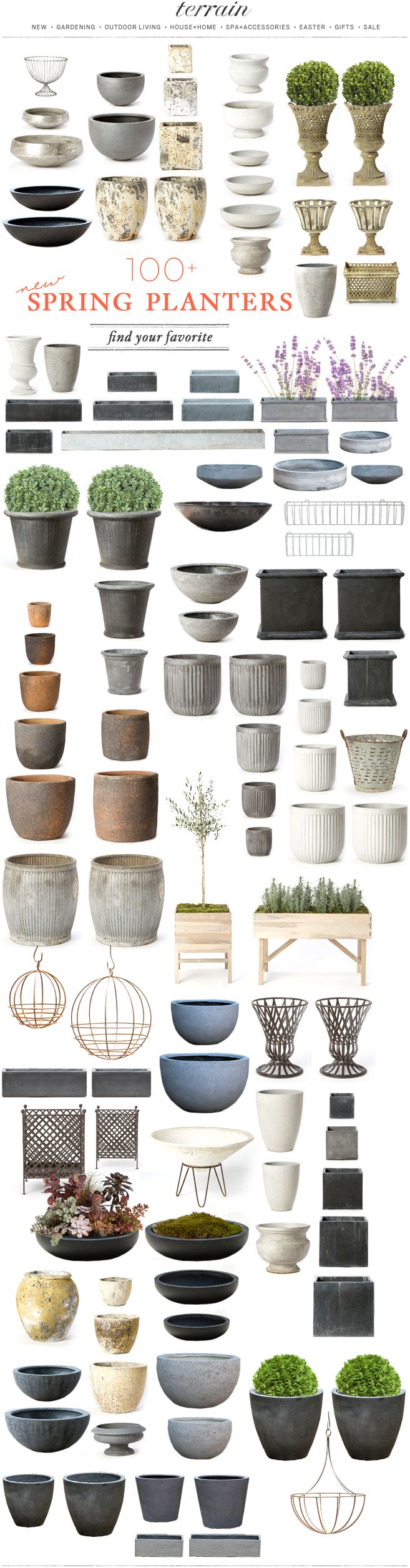 New Garden Ideas 2014 78 best Ω pots planters Ω images on pinterest | gardens, garden