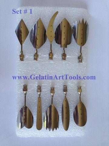 Gelatin Art Tools/ Gelatina Artistica/ Gubia Needle/Gubia Agujas/Jello – GelatinArtTools.com