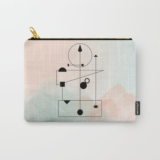 For this geometric scandinavian design with pastel colors I got my inspiration from the sundial compass, that was used back in the days to tell the time. The geometric shapes with a background of pastel colors create a truely unique look. Available @@Society6  #make-up #pouch #fashion #graphic #print #makeup #symbol #geometric #design #sundial #graphicdesign #pastels #colors #society6 #society6art