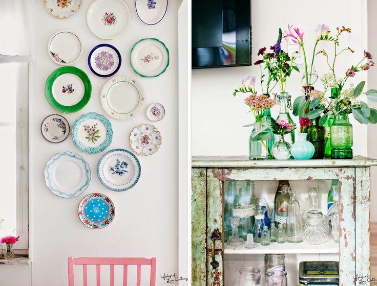 33 best images about decoraci n de interiores on pinterest - Decoracion de platos ...
