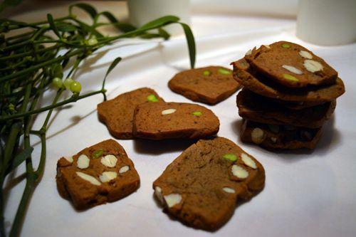 Brunkager - Dänische Plätzchen für Weihnachten