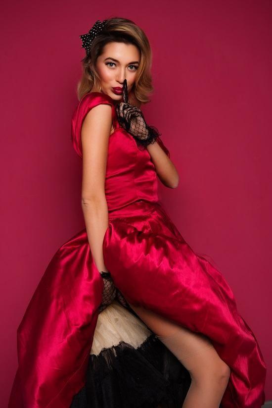 Фотосесия в стиле Pin up Photo @sveta_nay_photo #colorsoul #pinup #photo #прокаткостюмов #костюмерная #платьепинап