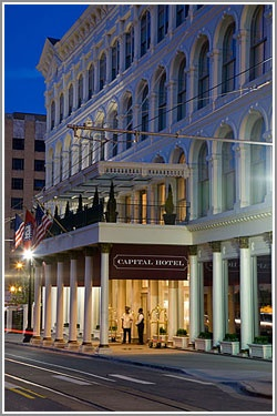 Capital Hotel Little Rock Arkansas
