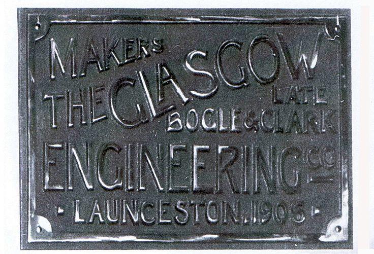 Makers Plaque