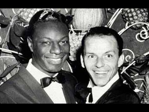 Nat King Cole and Frank Sinatra - together for the holidays. Merry Christmas to you!