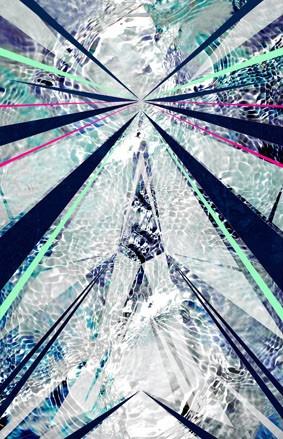 Geometric Print - geometrics - print - rachel lillywhite