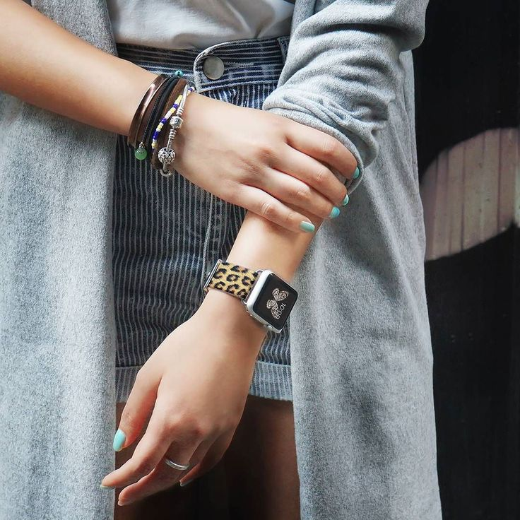 Stripes & Apple Watch Cheetah Prints  More! So much nice things going on :D (Tag a stylish friend!) ... #applewatch #applewatches #iwatch #applewatchsport #fashionista #fashionstatement #accessorize #outfitoftheday #stripes #cheetahprint #cheetah #fashiongame #stylish #voguefashion #loveit #instalovers #wristgame #wristwatch #watchgame  #wristporn #wearables #wearabletech