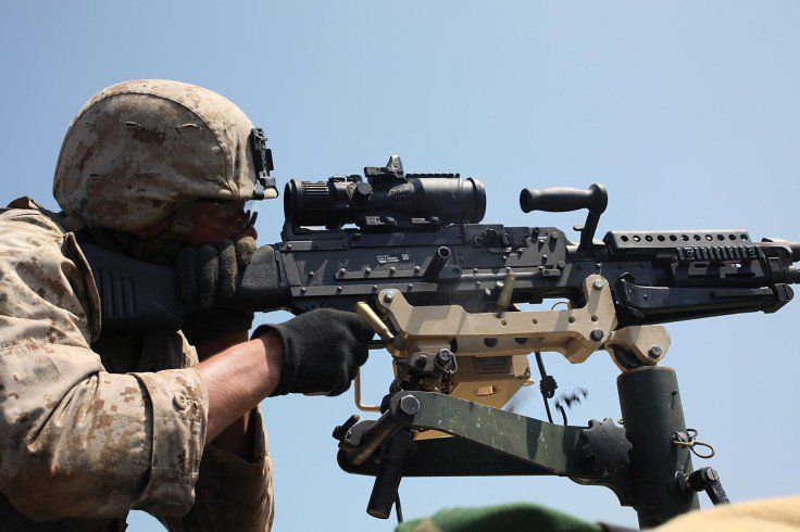 An Ode to the M240 Machine Gun for the Marine's 240th Birthday at guncarrier.com/...