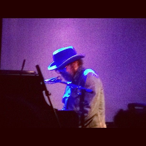 Daniel Lanois plays The Maker @ Bootleg theater 10/3/12 Photo by nogus57