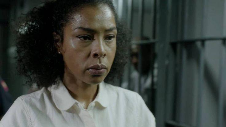 1st Clip For BBC1/America Mini-Series 'Undercover' Starring Sophie Okonedo & Dennis Haysbert