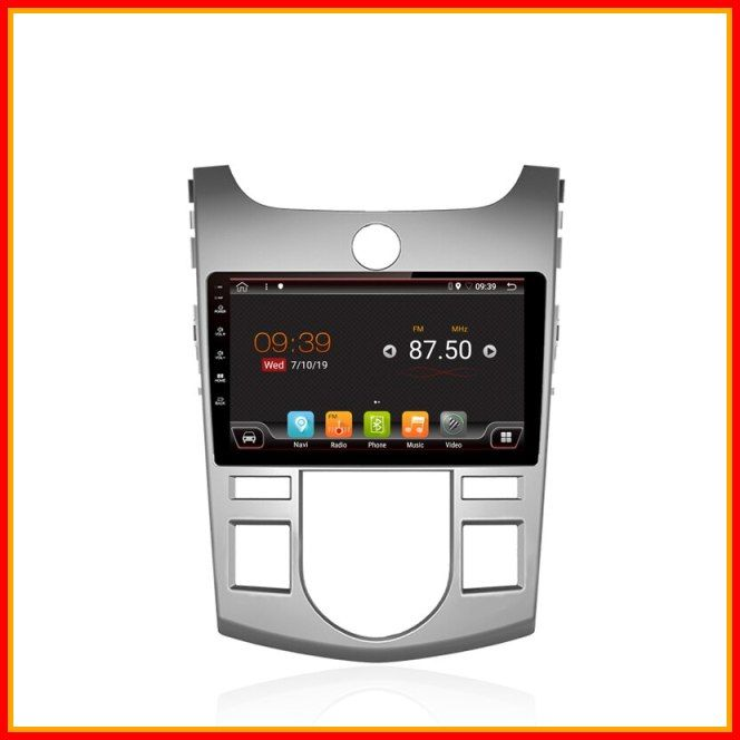 Top 9 Ram 2g Rom 32g Android 8 1 Car Dvd Gps Player For Kia Forte 2009 2014at Car Radio Stereo Head Unit With Navigation 2020 In 2020 Car Audio Car Radio Kia Forte