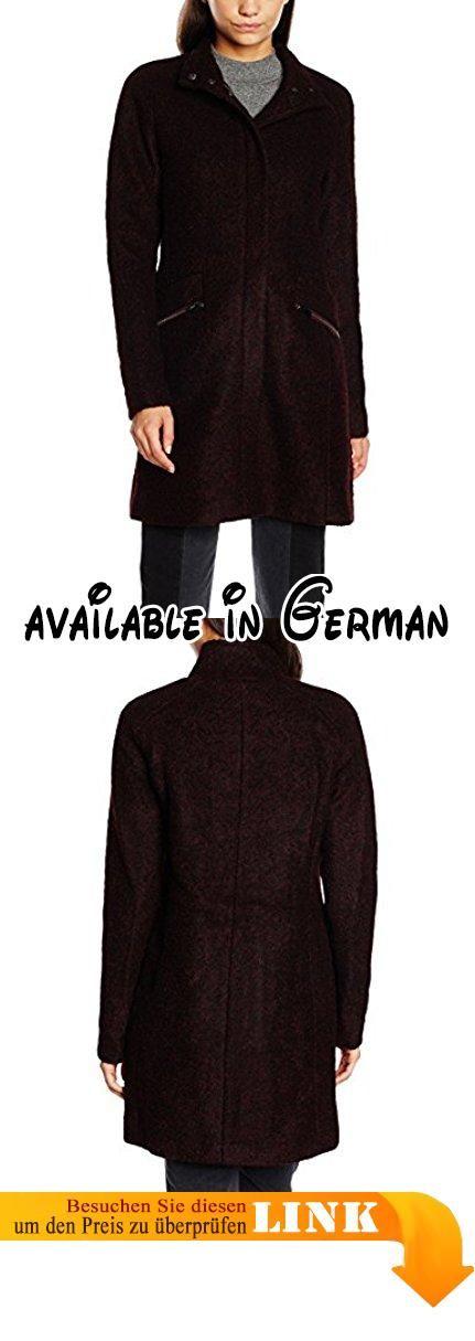 VERO MODA Damen Mantel Vmciri Energy 3/4 Wool Jacket Dnm, Braun (Decadent Chocolate), 42 (Herstellergröße: XL). Ein Mantel im schlichten und klassischen Design in schicker 3/4 Länge. Er ist weich und bequem mit schlichten Details und Reißverschluss und Stehkragen, die den klassischen Stil vereinen.. Trage dazu ein weißes Hemd, Jeans und Boots. Der Wollanteil verleiht ein gemütliches Tragegefühl und wärmt. #Apparel #OUTERWEAR
