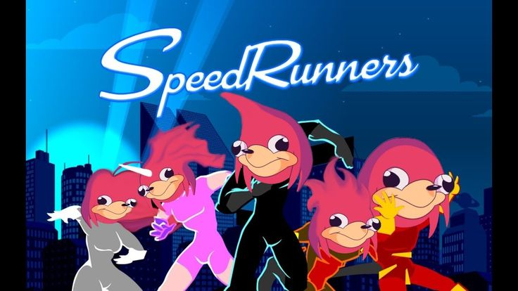 Do We Know De Wae? // Speed Runners #1 #youtube #youtubers #gamergirl #gaming #funny #humour #enjoy #friends #friendship