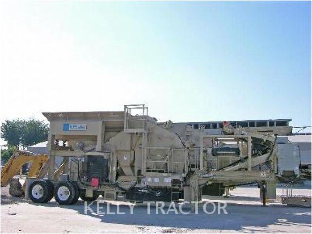 2008 KOLBERG CS4233H Planta Trituradora para venta - Kelly Tractor , FL