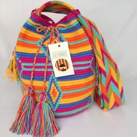 Wayuu Bag Kaline