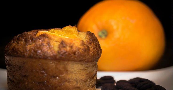 Cuisine-à-Vous: Havermoutmuffins met appelsien en chocoladepastilles