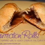 Resurrection Rolls - A Fun (and Yummy) Easter Tradition
