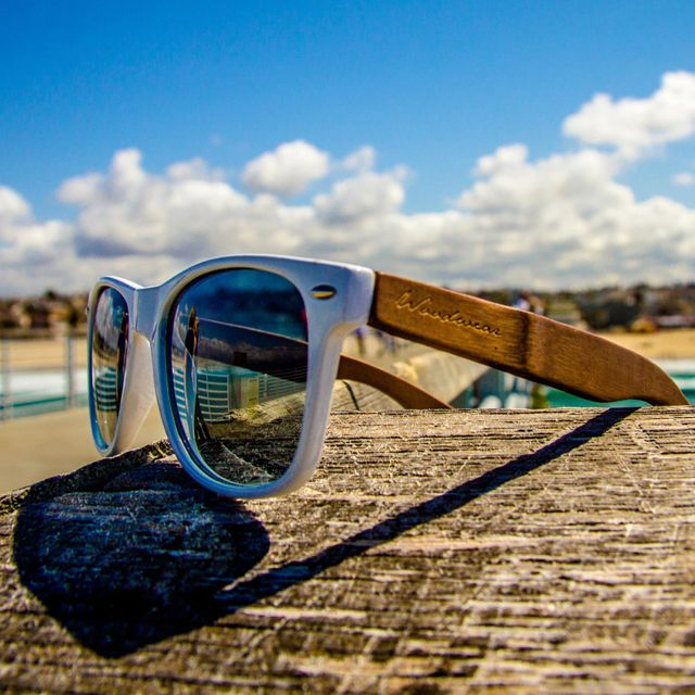 Wooden Wayfarers by Woodwear