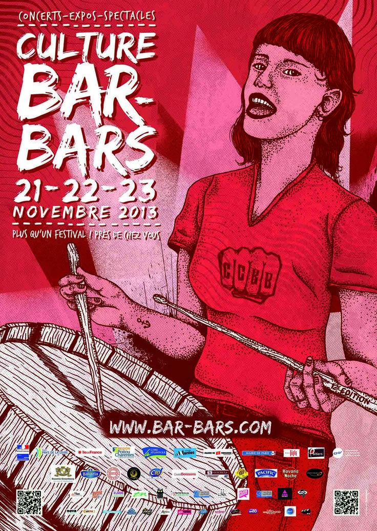 Du 19 au 24 novembre, les lieux #Culture #Bar Bars #Toulouse vont faire vibrer la ville en musique, expo et représentations! #Festival http://bar-bars.com/  ✘ BISTROLOGUE ✘ BREUGHEL L'ANCIEN ✘ CAFÉ DE LA CONCORDE ✘ AU CHABROT ✘ CHAMPAGNE ✘ CHERCHE ARDEUR ✘ COMMUNARD ✘ DERNIÈRE CHANCE ✘ DISPENSARY ✘ DUBLINER'S ✘ DYNAMO ✘ ESQUILE ✘ ÉVASION ✘ EX-CALE ✘ FILOCHARD ✘ FOXY ✘ LOUPIOTE ✘ MOLOKO ✘ NAIN JAUNE ✘ Ô BOHEM ✘ P'TIT BOUCHON ✘ PETIT VASCO ✘ TXUS ✘ VASCO LE GAMMA