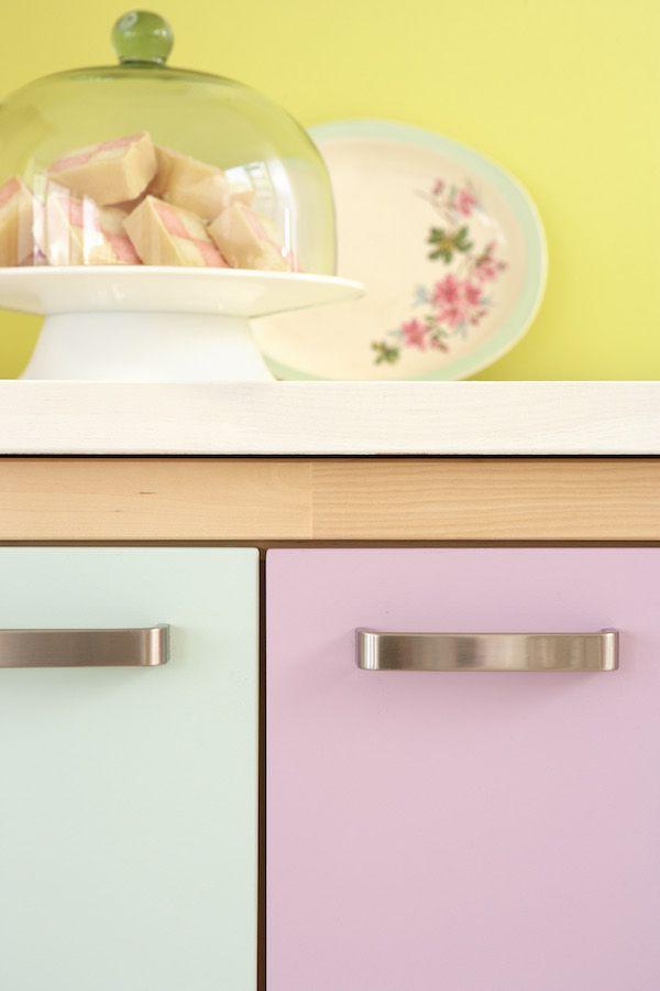 Little Greene keukenverf #kleur #keuken