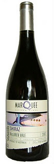 2007 Marquee Signature Shiraz - A Meaty Australian Shiraz - $20 with 91 Points from Wine Spectator!
