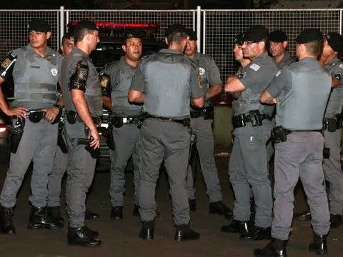 Canadauence TV: Tenente da Rora bate em delegado em Rio claro, SP,...
