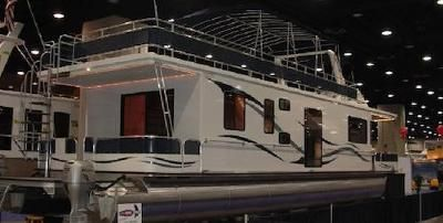 New Pontoon Houseboats For Sale - build a custom pontoon house boat