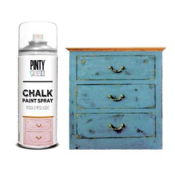Krétafesték spray, Chalk Paint, Pinty Plus - indigókék