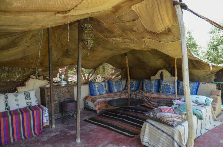 Out of the way, beautiful riad - Review of Sawadi, Skoura, Morocco - TripAdvisor