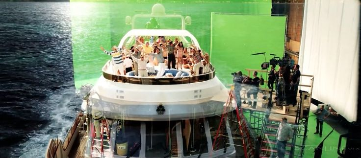 The Wolf of Wall Street VFX Breakdown