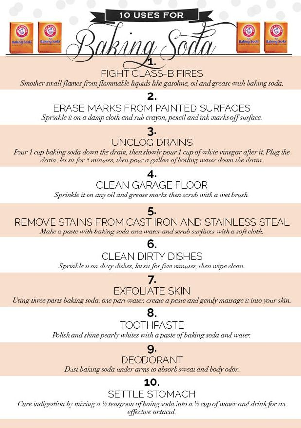 1f16d2b3a23bb779b2c1bccda1703614  uses for baking soda hgtv Why baking soda is a household essential