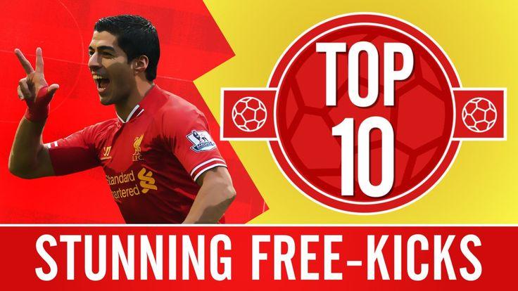#Top10 - Stunning #LiverpoolFC Free Kicks - Here's a countdown of #LFC's best free kicks during the Premier League era. #YNWA #JFT96 http://www.gosoccertube.com/top-10-stunning-liverpool-fc-free-kicks/