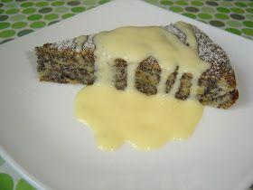 Betti gluténmentes konyhája: Gyors almás-mákos süti