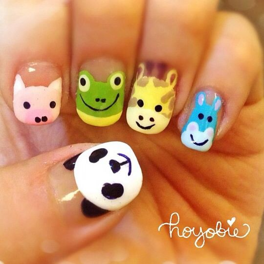 Nail Art Animal Ideas The Best Inspiration For Design And Color Of